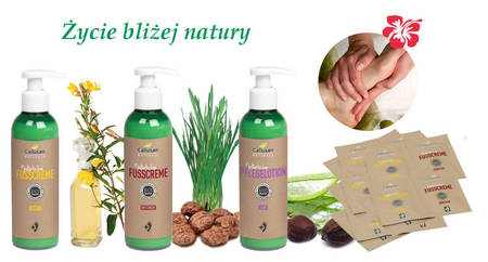 Zestaw kremów Callusan Naturale (1)